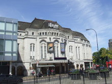 Lewisham, Broadway Theatre, Catford, London © Malc McDonald